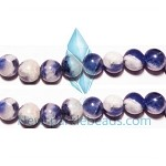 Sodalite02 (natural), 10mm round, B grade,