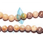 AG-Mix18 Beads , mixed agate handcut  nugget