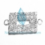White Crystal  Charms 07
